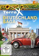 Terra X: Deutschland Saga Alle 6 Folgen NEU OVP 2 DVDs