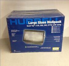 Hubbel Outdoor Lighting Wallpack WGH250P 250w Pulse Start Metal Halide