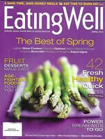 Eating Well Magazine Best of Spring Healthy Recipe Fruit Dessert Power Breakfast