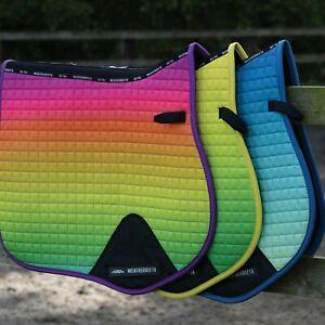 Weatherbeeta Prime OMBRE All Purpose GP Saddle Pad Cloth Matchy Matchy
