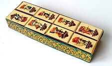 1960s RSFSR Russian Soviet Socialist Republics Matchboxes Set of 16 UNUSED RARE