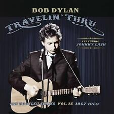 BOB DYLAN - TRAVELIN THRU 1967-69 BOOTLEG SERI VOL15 [CD] Sent Sameday*