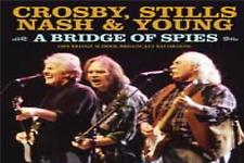 CROSBY, STILLS & NASH - A BRIDGE OF SPIES CD ALBUM NEW PHD (5TH JUNE)