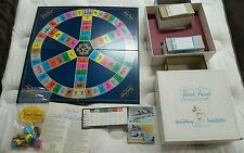 Trivial Pursuit Walt Disney Family Edition 1985 issue Game subsidiary card set