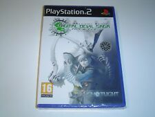 SHIN MEGAMI DIGITAL DEVIL SAGA SAGA PLAYSTATION 2 PS2 * BRAND NEW*