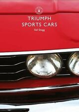 Triumph Sports Cars Book~History~Illustrated~TR2~TR6~Roadster~Spitfire~NEW