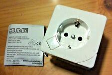 673 Jung CD 500 CD 561 TV Abdeckungfür Antennen-Steckdose alpinweiß