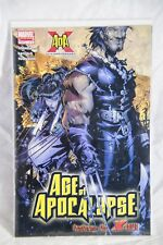 Age of Apocalypse X-Men Comic Issue Marvel Limited Series Complete Parts 1 to 6