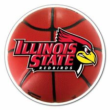 Illinois State - Basketball Shaped Magnet