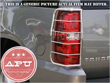 APU 1999-06 Mitsubishi Montero Stainless Steel Tail Light Guards Protector - SET