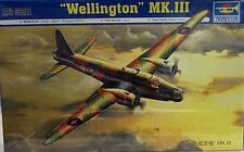 Trumpeter 1/72 Vickers  Wellington MK.III  Bomber Model Kit