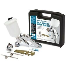 Anest Iwata Air Gunsa HVLP Gravity Spray Gun Kit - 9276