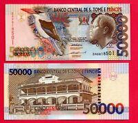 SANTO TOME Y PRINCIPE 50.000 DOBRAS 1996  SC / UNC  P-68a