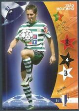 PANINI UEFA CHAMPIONS LEAGUE 2007- #099-SPORTING-JOAO MOUTINHO