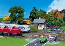 Faller 222174 Spur N Bahnübergang #NEU in OVP##