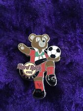 Hard Rock Pin Dubai Bear Footbal