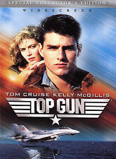 Top Gun (DVD, 2004, 2-Disc Set, Collectors Edition/ Widescreen)