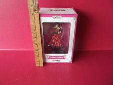 "Sakura Wars Soletta Orihime 6""in Pvcfigure Max Factory Long Red Dress Pretty!"
