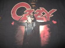 "2007 OZZY OSBOURNE ""BLACK RAIN"" Concert Tour (MED) U T-Shirt"