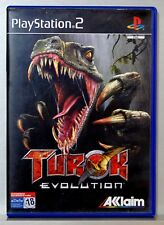 TUROK EVOLUTION - PLAYSTATION 2 - PAL ESPAÑA - COMPLETO