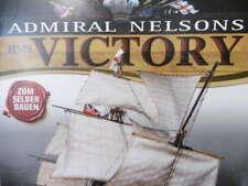 Modellbau Admiral Nelsons HMS Victory Hefte Nr. 121 bis 140 nach Wahl