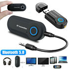 Wireless Bluetooth5.0 Transmitter For TV Phone PC Stereo Audio Music USB Adapter