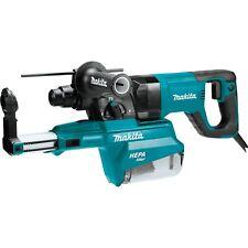 Makita Hr2661 1 Avt Rotary Hammer Sds Plus Bits With Hepa Extractor