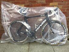 SPS Plastic Bike Bag for Road Bike, Mountain Bike, Tri Bike and TT Bikes