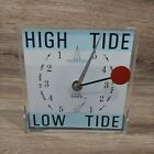 Tide Clock Timer High Tide Low Tide Display Schelling Hardware Made in USA READ