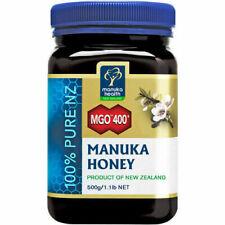 Manuka Health Honey MGO 400 500g