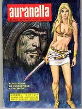 AURANELLA 24  EDITIONS GEMINI 1968 EROTISME MAGIE TBE