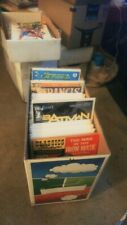 Mystery comic book lot, Batman, iron Man, old, modern, Marvel, DC, etc