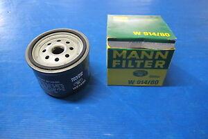 Oil Filter Mann Filter For: Honda : Accord, Civic