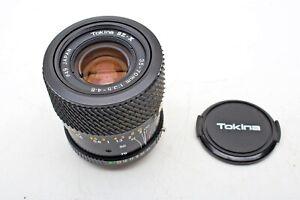 Tokina SZ-X 35-70mm f3.5-4.8 Zoom Macro lens Pentax K/Ka Mount Manual+BEAUTY