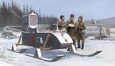 Trumpeter 02322-1 :3 5 Soviético Aerosan RF-8 - Nuevo