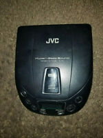 Vintage JVC XL-P31 Portable CD Player w/ Hyper Bass  - FREE SHIPPING INCLUDED
