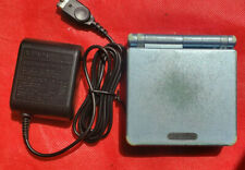 Nintendo GameBoy Game Boy Advance SP AGS-001 GBA - W/ Charger Tested Working PB
