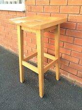 Oak Country Stools & Breakfast Bars