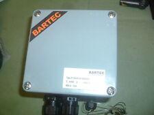 BARTEC M KRM TEMPERATURE REGULATOR 27-6AA3-615B2000...0-300C....... NEW PACKAGED