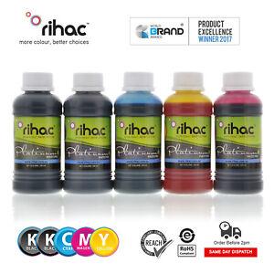 RIHAC Refill ink for Canon PGI-680 CLI-681 PIXMA TS6160 6260 6360 6365 cartridge