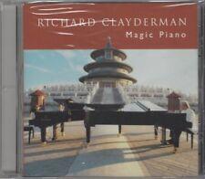 Richard Clayderman - Magic Piano - CD, Shao Rong, Nicolas De Angelis, 1998, NEW