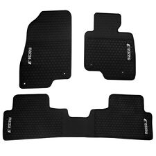 New Rubber Car Floor Mats Tailored For Mazda 3 Hatch / Sedan (2014-Current)