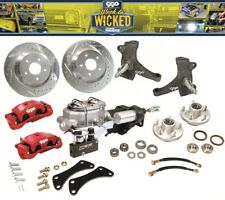 """1967-70 Chevy C10 CPP 13"""" Big Brake Kit with Street Beast Hydra-Stop Assist"""
