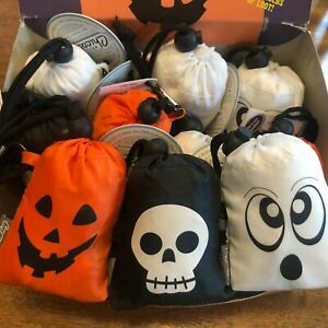 Chicobag Original Halloween Shopping Bag Trick or Treating Bag Ghost Pumpkin