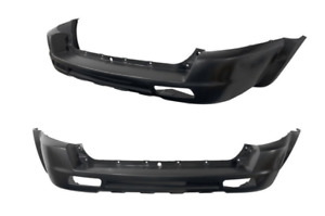 REAR BUMPER BAR COVER FOR GREAT WALL X240 CC 2009-2011