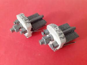 1 x 110pF & 1 x 110pF Air Dielectric Preset Variable Capacitor [2] - Hammarlund