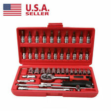 46pcs Spanner Socket Set 1/4