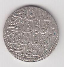 Türkei - Turkey - 1/2 Zolota 1115 - Silber Osmanisches Reich Osmanli Ottoman