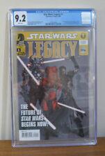 Star Wars Legacy 1 CGC 9.2 Dark Horse Comics 1st Cade Skywalker Darth Krayt
