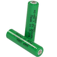 2 X 900mAh Recargable Baterías para Sennheiser Hdr , Pxc , Rs Serie Auriculares
